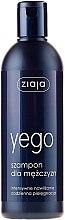 Intenzívne hydratačný šampón pre mužov - Ziaja Yego Shampoo for Men — Obrázky N1