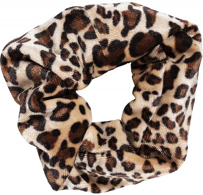 Gumička do vlasov, 22890, leopard 2 - Top Choice Leopard