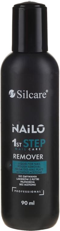 Odlakovač na nechty - Silcare Nailo