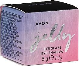 Voňavky, Parfémy, kozmetika Želéové očné tiene - Avon Jelly Eye Glaze Eye Shadow