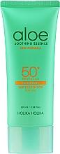 Voňavky, Parfémy, kozmetika Opaľovací gél s aloe - Holika Holika Aloe Waterproof Sun Gel
