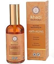 """Voňavky, Parfémy, kozmetika Olej na tvár a telo """"Anti-Aging"""" - Khadi"""