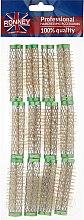 Voňavky, Parfémy, kozmetika Natáčky 15/63 mm zelené - Ronney Wire Curlers