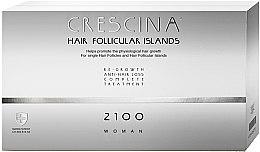 Voňavky, Parfémy, kozmetika Komplex pre ošetrenie vlasov pre ženy v ampulkách - Labo Crescina Complete Treatment Hair Follicular Island 2100
