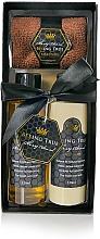Voňavky, Parfémy, kozmetika Sada - Beeing True (sh/gel 125ml +sh/balm 125ml + uterák)