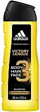 Voňavky, Parfémy, kozmetika Adidas Victory League - Sprchový gél