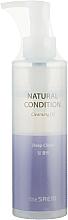 Voňavky, Parfémy, kozmetika Hĺbkovo čistiaci hydrofilný olej - The Saem Natural Condition Cleansing Oil Deep Clean