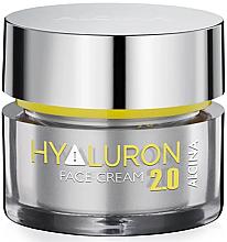 """Voňavky, Parfémy, kozmetika Hydratačný krém na tvár """"Hyaluron 2.0"""" - Alcina Hyaluron 2.0 Face Cream"""