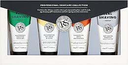 Voňavky, Parfémy, kozmetika Sada - The Real Shaving Co. (cr/2x50ml + shave/gel/50ml + scr/50ml)