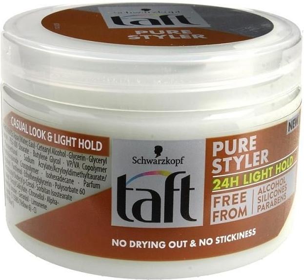 Gél na úpravu vlasov - Schwarzkopf Taft Pure Styler Light Hold — Obrázky N1