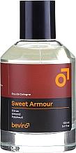 Voňavky, Parfémy, kozmetika Beviro Sweet Armour - Kolínská voda