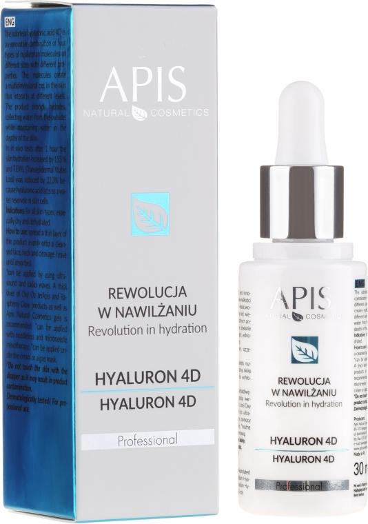 Kyselina hyalurónová - APIS Professional 4D Hyaluron