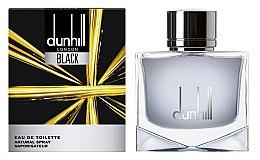 Voňavky, Parfémy, kozmetika Alfred Dunhill Dunhill London Black - Toaletná voda