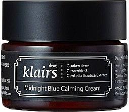 Voňavky, Parfémy, kozmetika Hydratačný-upokojujúci krém na tvár - Klairs Midnight Blue Calming Cream