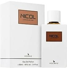 Voňavky, Parfémy, kozmetika Kolmaz Luxe Collection Nicol - Parfumovaná voda