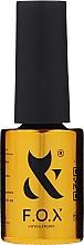 Voňavky, Parfémy, kozmetika Top pre gélový lak bez lepivej vrstvy - F.O.X Hypoallergenic Top No Wipe