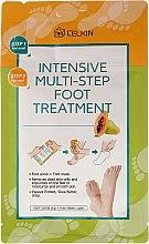 Voňavky, Parfémy, kozmetika Intenzívna starostlivosť o nohy - Celkin Intensive Multi-Step Foot Treatment