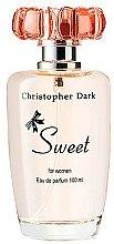 Voňavky, Parfémy, kozmetika Christopher Dark Sweet - Parfumovaná voda