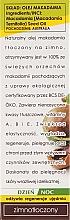 Prírodný olej Makadamia - Etja Macadamia Bio — Obrázky N3