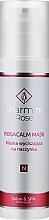 Voňavky, Parfémy, kozmetika Upokojujúca maska pre kapiláry - Charmine Rose Rosacalm Mask