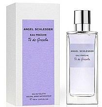 Voňavky, Parfémy, kozmetika Angel Schlesser Eau Fraiche Te de Grosella - Toaletná voda