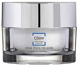 Voňavky, Parfémy, kozmetika Krém na tvár s kolagénom - Fontana Contarini iQ Repair Collagen Face Cream