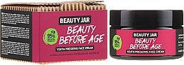 Voňavky, Parfémy, kozmetika Krém na tvár proti starnutiu - Beauty Jar Beauty Before Age Youth Preserve Face Cream