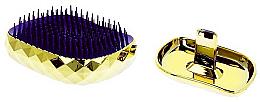 Voňavky, Parfémy, kozmetika Kefa na vlasy, zlatá - Twish Spiky 4 Hair Brush Diamond Gold