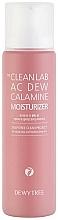 Voňavky, Parfémy, kozmetika Hydratačný krém s kalamínom na tvár - Dewytree The Clean Lab AC Dew Calamine Moisturizer