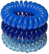 Voňavky, Parfémy, kozmetika Gumičky do vlasov, 3,5 cm - Ronney Professional S25 MAT/MAT/MET