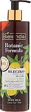 """Voňavky, Parfémy, kozmetika Telové mlieko """"Citrón a mäta"""" - Bielenda Botanic Formula Lemon Tree Extract + Mint Body Milk"""
