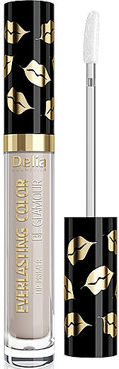 Primer na pery - Delia Everlasting Color Be Glamour Lip Primer — Obrázky N1