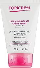 Voňavky, Parfémy, kozmetika Ultra hydratačný krém na ruky - Topicrem Ultra-Moisturizing Hand Cream