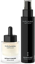 Voňavky, Parfémy, kozmetika Sada - Madara Cosmetics Infinity Care System (essence/100ml + ser/30ml)