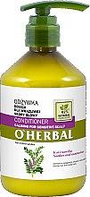 Voňavky, Parfémy, kozmetika Balzam s výťažkom sladkého drievka pre citlivú pokožku hlavy - O'Herbal
