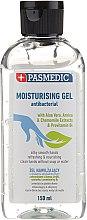 Voňavky, Parfémy, kozmetika Hydratačný antibakteriálny gél na ruky - Pasmedic Moisturising Gel Antibacterial