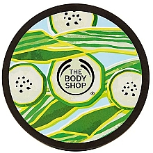 "Voňavky, Parfémy, kozmetika Jogurt na telo ""Skvelá uhorka"" - The Body Shop Cool Cucumber Body Yoghurt"