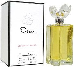 Voňavky, Parfémy, kozmetika Oscar De La Renta Espirit D'oskar - Toaletná voda