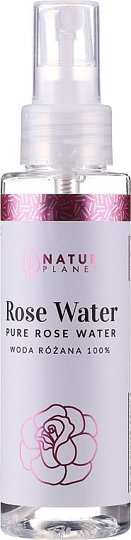 Ružová voda - Natur Planet Pure Rose Water
