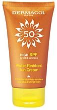 Voňavky, Parfémy, kozmetika Vodotesný krém s ochranou pred slnkom - Dermacol Sun Water Resistant Cream SPF50