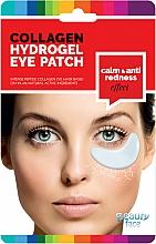 Voňavky, Parfémy, kozmetika Kolagénové hydrogélové náplasti pod oči - Beauty Face Collagen Hydrogel Eye Patch