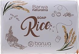 Voňavky, Parfémy, kozmetika Mydlo s výťažkom z ryže - Barwa Natural Rice Soap
