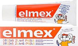 Voňavky, Parfémy, kozmetika Zubná pasta pre deti - Elmex Childrens Toothpaste