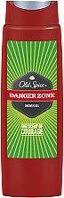 Voňavky, Parfémy, kozmetika Sprchový gél - Old Spice Danger Zone Shower Gel