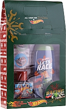 Voňavky, Parfémy, kozmetika Sada - Uroda For Kids Hot Wheels (sh/gel/250ml + edt/50ml + stickers)