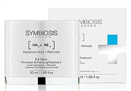 Voňavky, Parfémy, kozmetika Krém pre kontúru tváre a krk - Symbiosis London Full Neck Firmness Enhancing Treatment