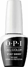 Voňavky, Parfémy, kozmetika Fixačný vrchný lak - O.P.I. Gel Stay Shiny Top Coat