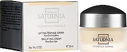 Voňavky, Parfémy, kozmetika Spa lifting-krém na tvár, oči a pery - Terme Di Saturnia Spa Lifting Cream Face-Eyes-Lips