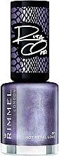 Voňavky, Parfémy, kozmetika Lak na nechty - Rimmel 60 Seconds Chameleon Colour By Rita Ora