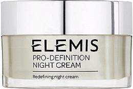 Voňavky, Parfémy, kozmetika Nočný lifting-krém na tvár - Elemis Pro-Definition Night Cream